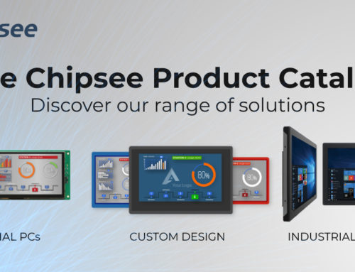 The Chipsee Product Catalog – Discover our range of solutions