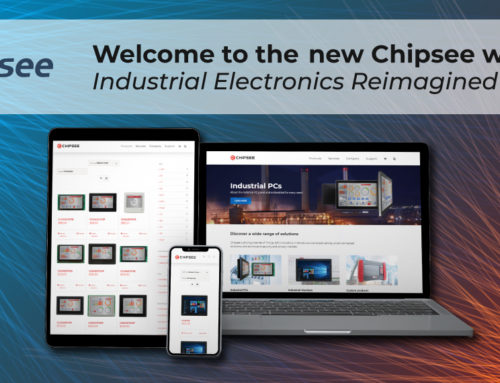 Welcome to the Newly Redesigned Chipsee Website