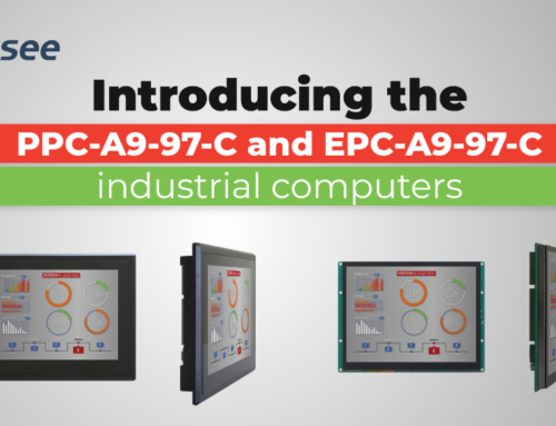 Introducing the PPC-A9-97-C and EPC-A9-97-C industrial computers