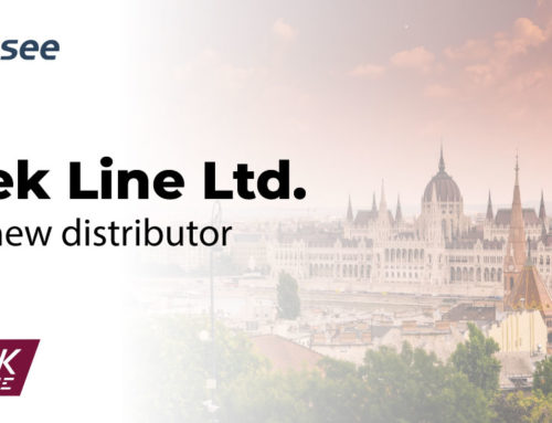 Axtek Line Ltd. is our new distributor