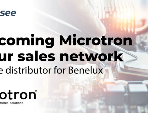 Welcoming Microtron to our sales network –  Chipsee distributor for Benelux