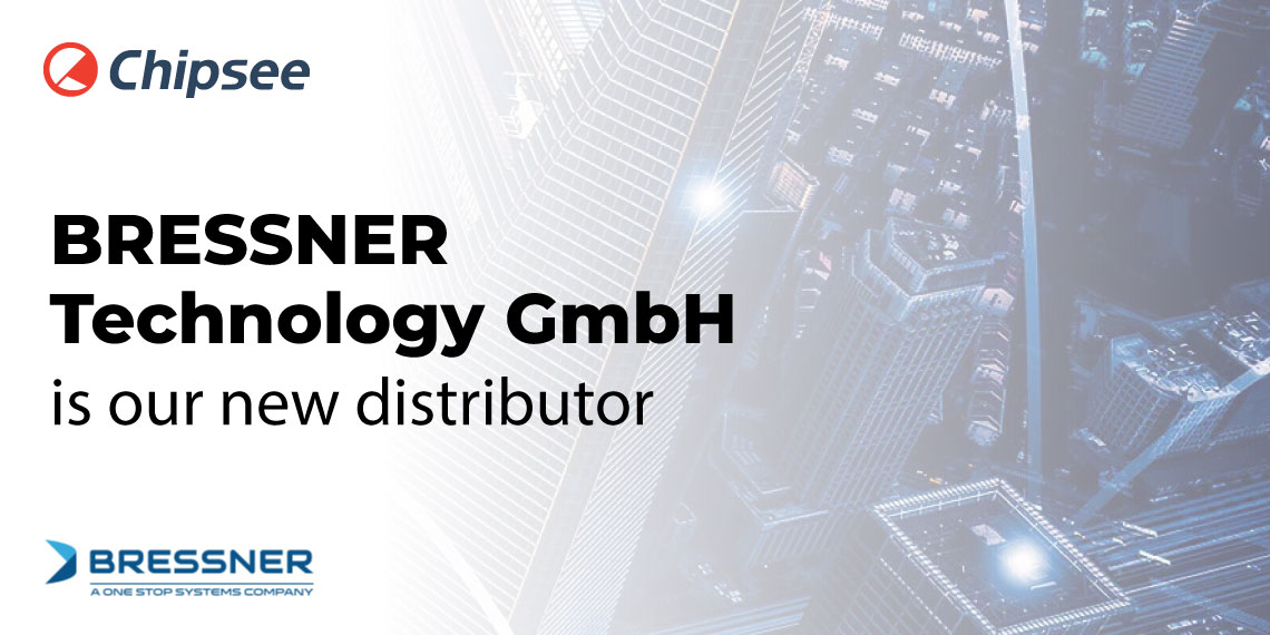 BRESSNER Technology distributor