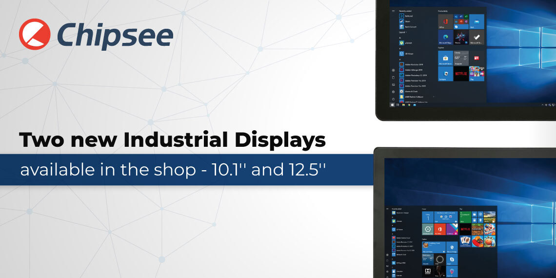 Chipsee industrial Display