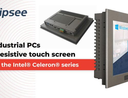 基于Intel® Celeron®系列电阻式触摸工业平板电脑新品发布