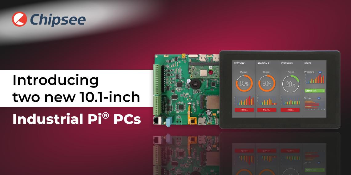 Industrial Pi 10.1-inch