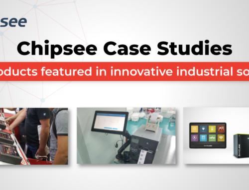 芯普思成功案例 – 我们的产品为创新工业解决方案助力