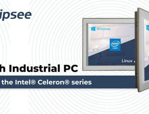 基于Intel® Celeron®系列15英寸工业平板电脑新品发布