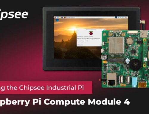 Introducing the Chipsee Industrial Pi for Raspberry Pi Compute Module 4